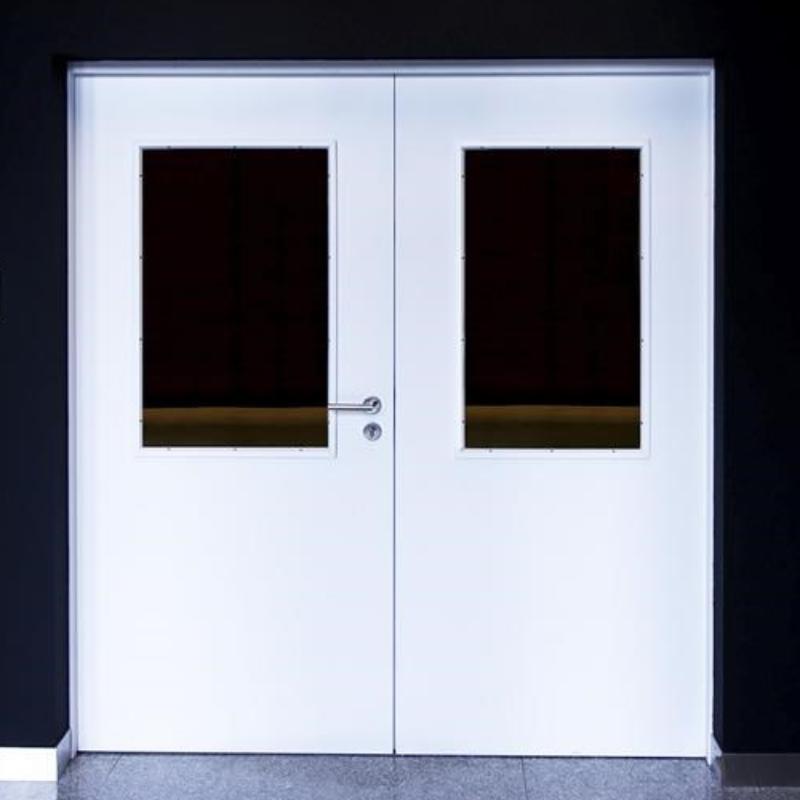 Przeciwpożarowe drzwi stalowe ASSA ABLOY