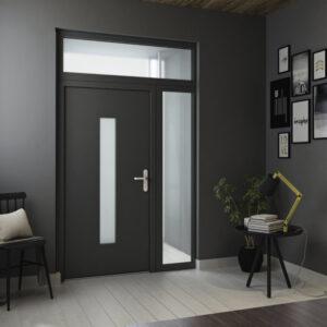Aluminiowe drzwi zewnętrzne i wewnętrzne WIŚNIOWSKI